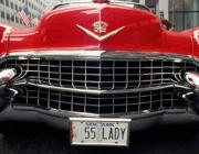View the image: 1955 Cadillac, Manhattan, 1992
