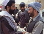 View the image: Dealmaking, Afghanistan, 2004