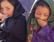 View the image: Sisters, Afghanistan, 2004