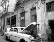 View the image: Back street, Havana, 2008