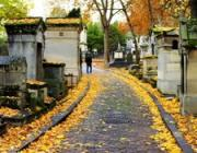 View the image: Pere Lachaise Cemetery, Paris